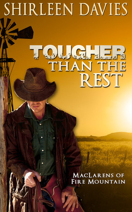 Tougher Than The Rest by Shirleen Davies