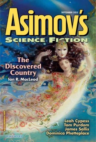 Asimov's Science Fiction, September 2013