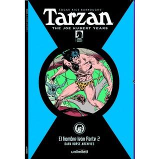 Tarzán. El Hombre León Parte 2 (Tarzan: The Joe Kubert Years, # 10)