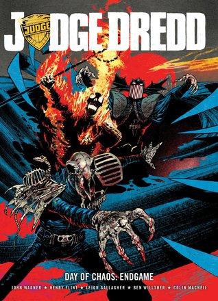 Judge Dredd - Day of Chaos: Endgame