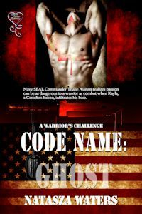 Code Name: Ghost (A Warrior's Challenge, #1)