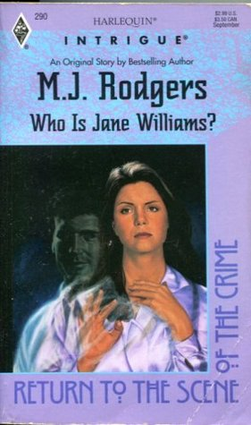Who Is Jane Williams? (Harlequin Intrigue, No 290)
