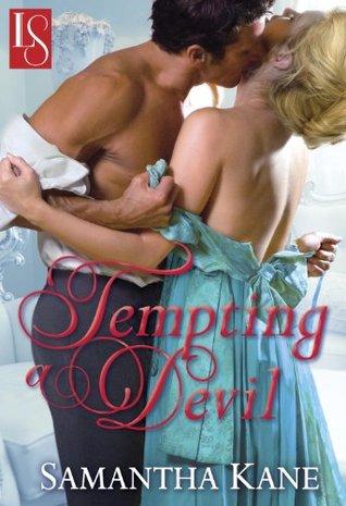 Tempting a Devil (The Saint's Devils, #2)