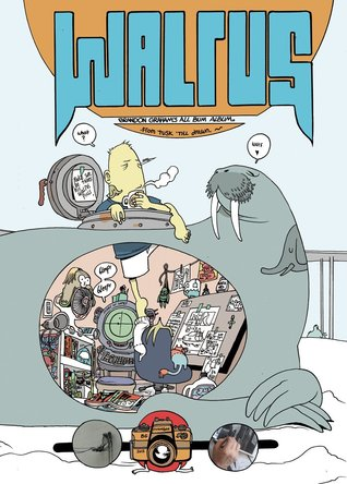 Walrus: Brandon Graham's All Bum Album