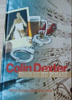 Ebook Umor se ne pozabi : zadnji primer inšpektorja Morsa by Colin Dexter PDF!