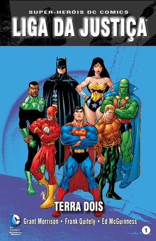 Liga da Justiça: Terra Dois (Super-Heróis DC Comics, #1)