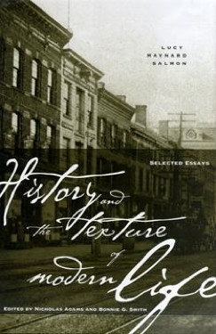 History and the Texture of Modern Life