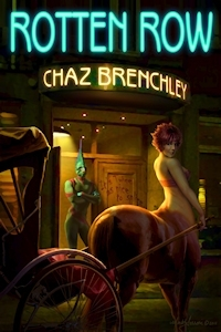 Rotten Row by Chaz Brenchley
