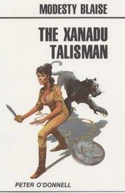 The Xanadu Talisman (Modesty Blaise, #10)
