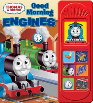 Thomas the Tank Engine: Good Morning Engines (Interactive Music Book) (Thomas the Tank Engine Interactive Music Book)