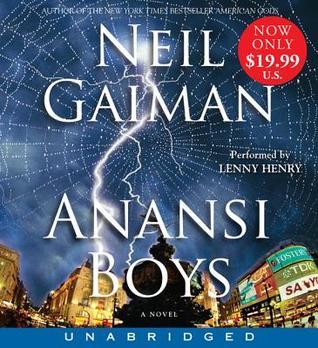 Anansi Boys(American Gods 2)