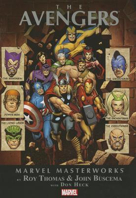 Ebook Marvel Masterworks: The Avengers - Volume 5 by Roy Thomas TXT!