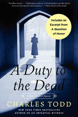 A Duty To The Dead(Bess Crawford 1)