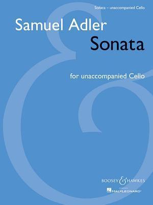 Sonata: For Unaccompanied Cello
