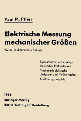 Elektrische Messung Mechanischer Grossen