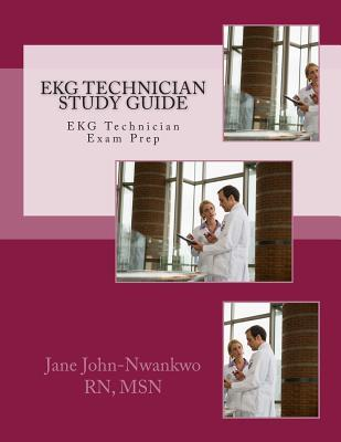ekg technician study guide by jane john nwankwo rh goodreads com Abnormal EKG Study Guide Abnormal EKG Study Guide