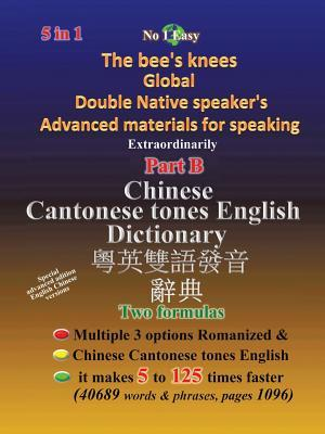 Chinese Cantonese Tones English Dictionary
