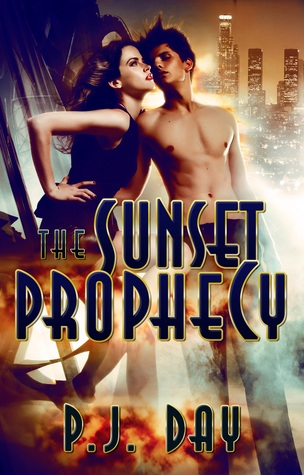 Love & Armageddon (The Sunset Prophecy, #1)