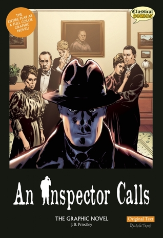 An Inspector Calls: The Graphic Novel
