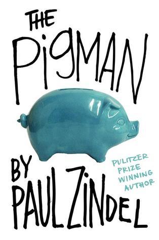 the pigman the pigman by paul zindel