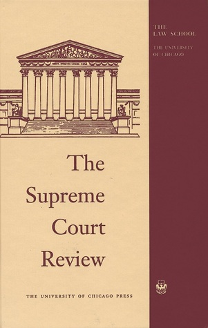 The Supreme Court Review, 1962 by Philip B. Kurland