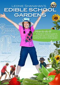Edible School Garden by Leonie Shanahan