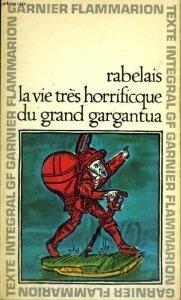 La Vie Tres Horrifique Du Grand Gargantua(Gargantua and Pantagruel 2)