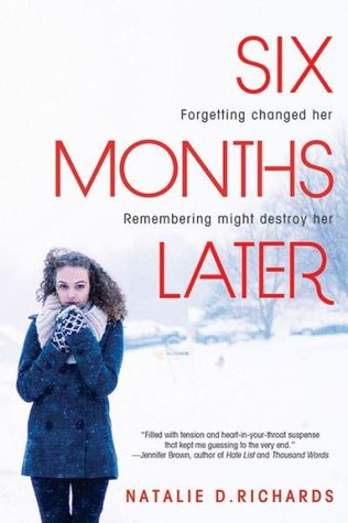 Six Months Later by Natalie D. Richards thumbnail