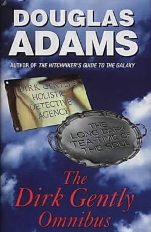 The Dirk Gently Omnibus Dirk Gently 1 2 By Douglas Adams
