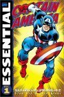 Essential Captain America, Vol. 1 by Stan Lee