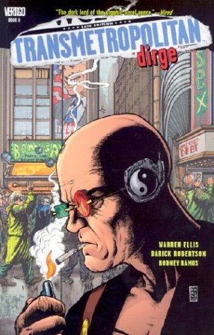 Transmetropolitan, Vol. 8 by Warren Ellis