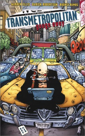Transmetropolitan, Vol. 6 by Warren Ellis