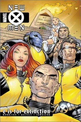New X-Men, Volume 1: E Is for Extinction