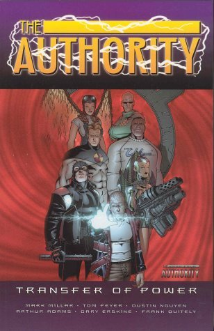 The Authority, Vol. 4: Transfer of Power