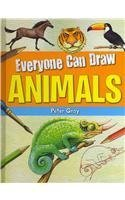 Everyone Can Draw Animals