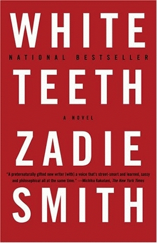 Image result for white teeth book