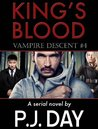 Vampire Descent (King's Blood, #4)