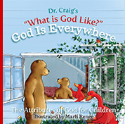 God Is Everywhere(What Is God Like? 2) (ePUB)