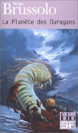 La planète des ouragans by Serge Brussolo