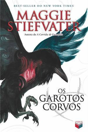 Os Garotos Corvos (The Raven Cycle, #1)