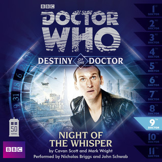 Doctor Who: Night of the Whisper (Destiny of the Doctor #9)