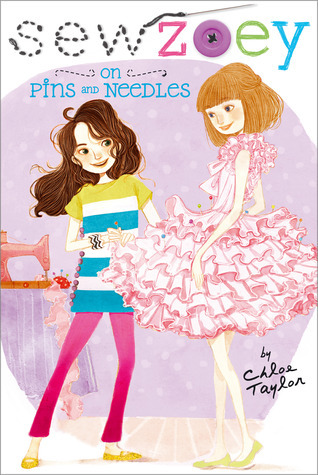 On Pins and Needles (Sew Zoey, #2)