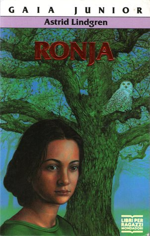 Ebook Ronja by Astrid Lindgren PDF!