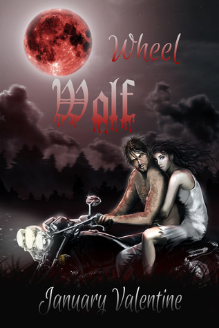 Wheel Wolf by January Valentine