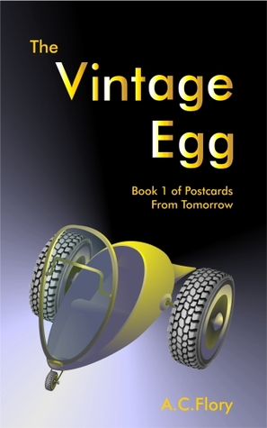 The Vintage Egg (Postcards From Tomorrow...