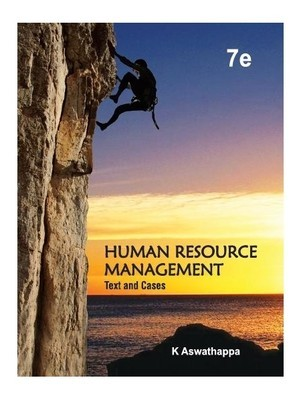 Human resource management text and cases by k aswathappa human resource management text and cases fandeluxe Choice Image
