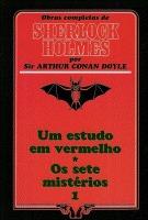 Um Estudo em Vermelho / Os Sete Mistérios (Obras Completas de Sherlock Holmes, #1)
