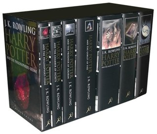 Harry Potter Box Set, Books 1 - 7 : Adult Cloth                  (Harry Potter #1-7)