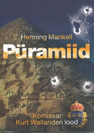 Püramiid by Henning Mankell