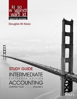 intermediate accounting study guide volume 2 by donald e kieso rh goodreads com ISBN 9781118147290 Intermediate Accounting 12th Edition